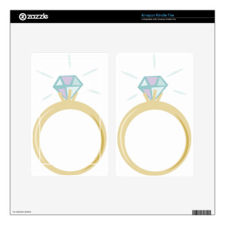 Diamond Ring Skins For Kindle Fire
