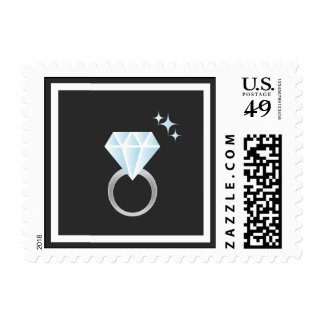 Diamond Ring Stamp