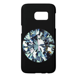 Diamond Samsung Galaxy S7 Barely There Case
