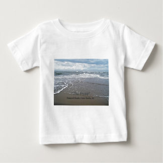 "Diamond Shoals ""The Point"" OBX North Carolina Baby T-Shirt"