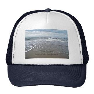 Diamond Shoals The Point OBX North Carolina Trucker Hats