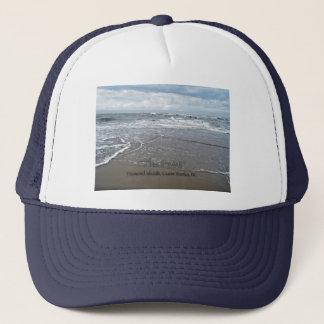 "Diamond Shoals ""The Point"" OBX North Carolina Trucker Hat"