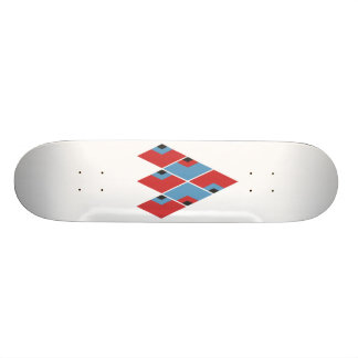 Diamond Skate Board Deck