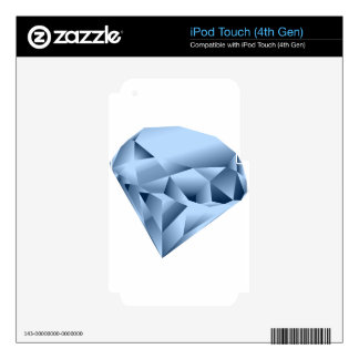 Diamond Skins For iPod Touch 4G