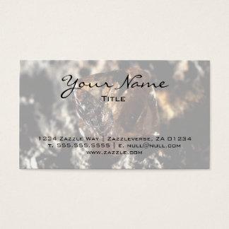 Diamond, Smoky Business Card