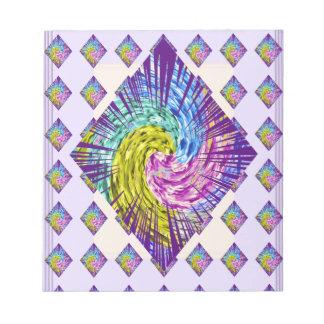 DIAMOND Sparkle Pattern Memo Pads