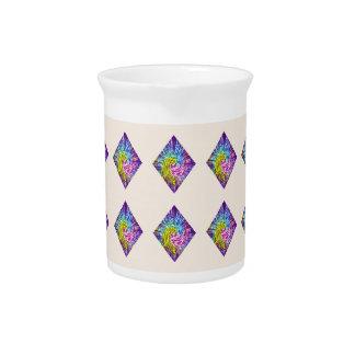 DIAMOND Sparkle Pattern Pitchers