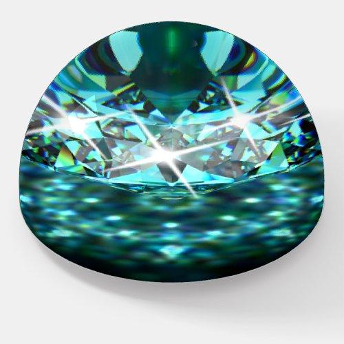 Diamond sparkly gemstone elegant paperweight