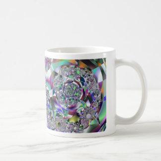 Diamond Spiral Mug