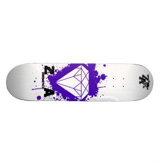 Diamond Splat Splat Skateboard