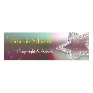 diamond star 2 mini business card