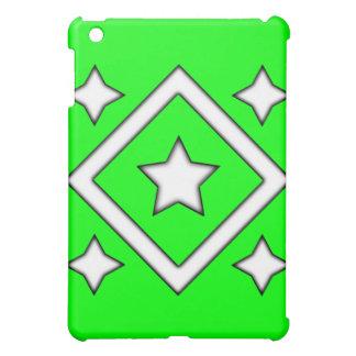 Diamond Star Ipad Case Green