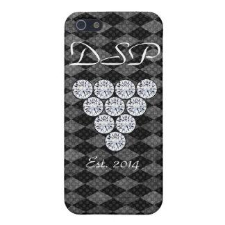 Diamond Status Pong iPhone Case