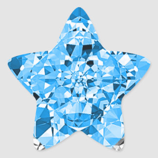 Diamond SUPER STAR Sticker