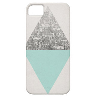 Diamond town iPhone 5 case
