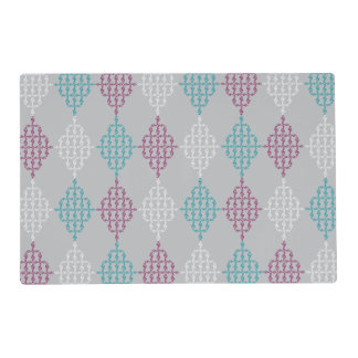 Diamond Treble Clef Placemat