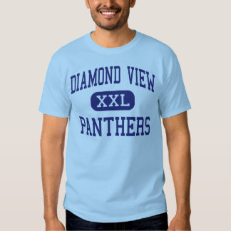 Diamond View Panthers Middle Susanville Shirt