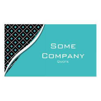 Diamond Waves (Ocean) Business Card