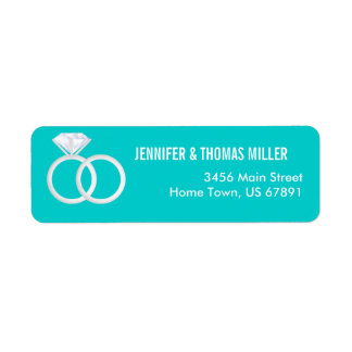 Diamond Wedding Bands Label