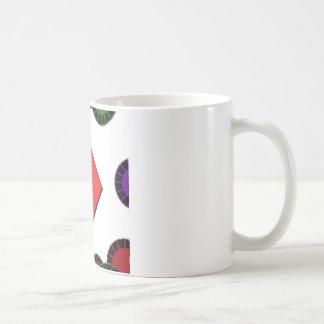 Diamond with Chips Coffee Mug