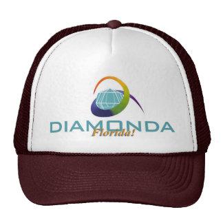 DiamondaFloridaLogo para T-shirt.jpg Gorra