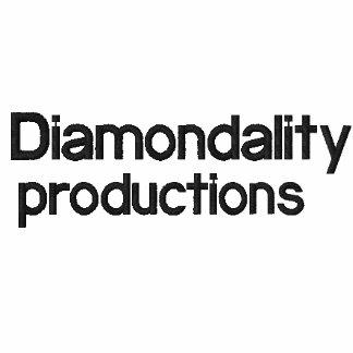 Diamondality productions 2009 hoody
