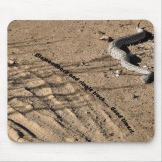 Diamondback and Single Track... Good Times! Mouse Pad