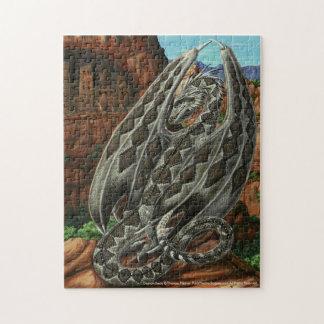 Diamondback Dragon Puzzle