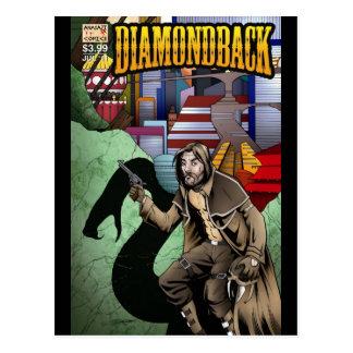 Diamondback Issue 1 Postcard
