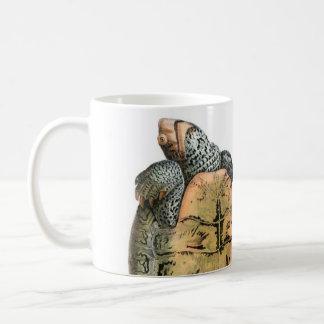 Diamondback Terrapin illustration Coffee Mug