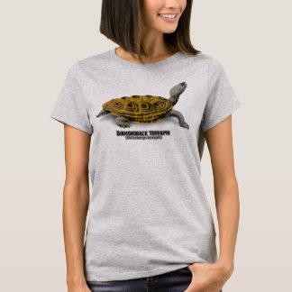 Diamondback Terrapin (Malaclemys terrapin) T-Shirt