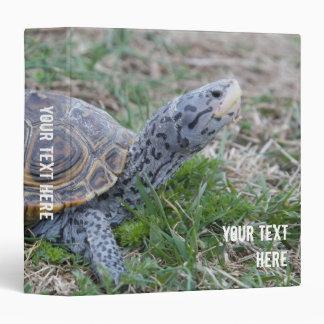 diamondback terrapin turtle avery photo binder