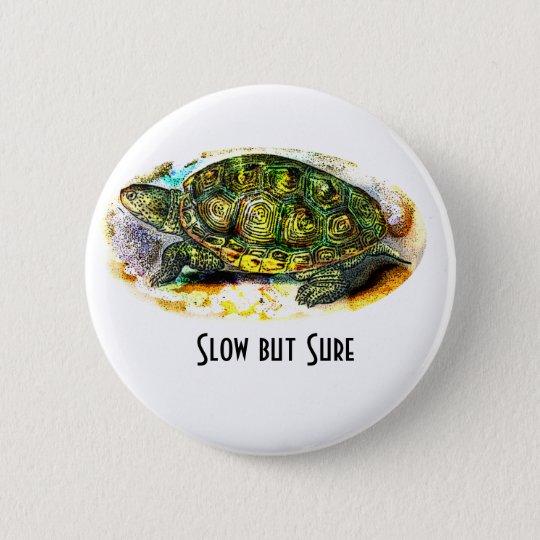 diamondback Terrapin Turtle from JungleWalk.Com Button