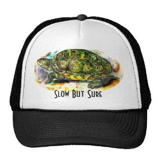 diamondback Terrapin Turtle from JungleWalk.Com Trucker Hat