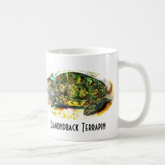 diamondback Terrapin Turtle from JungleWalk.Com Coffee Mug