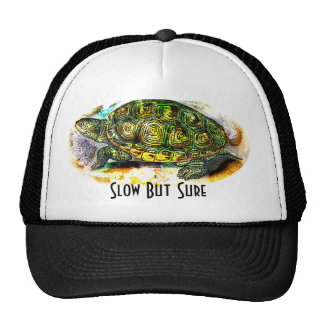 diamondback Terrapin Turtle from JungleWalk.Com Trucker Hat