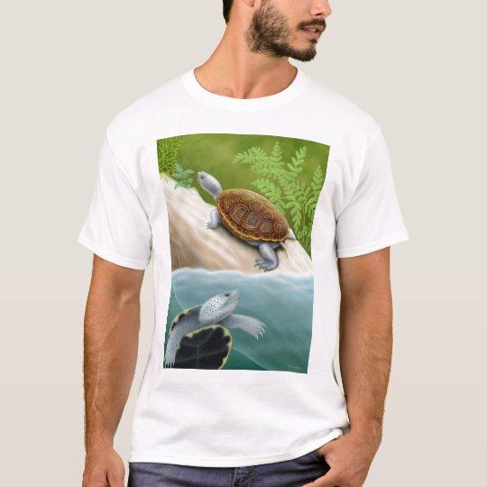 Diamondback Terrapin Turtles T-Shirt