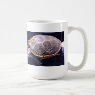 Diamondback Turtle Coffee Mug