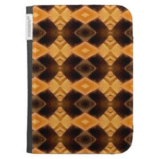 Diamondback Weave Kindle Cover