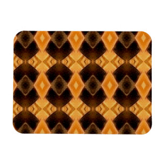 Diamondback Weave Magnet
