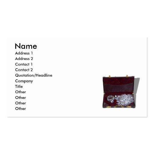 DiamondBusiness062710Shadows, Name, Address 1, ... Business Card