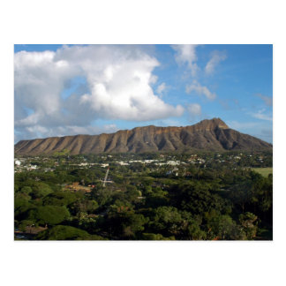 Diamondhead Hawaii  © 2010 Postcard