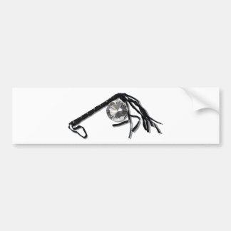 DiamondInRough061210Shadow Car Bumper Sticker