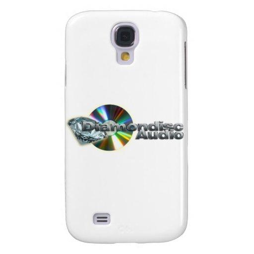 Diamondisc Audio Galaxy S4 Case