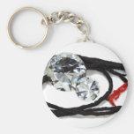 DiamondRough0331091 Key Chains