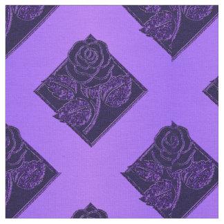 Diamonds-21 color de rosa dos entonó la tela telas