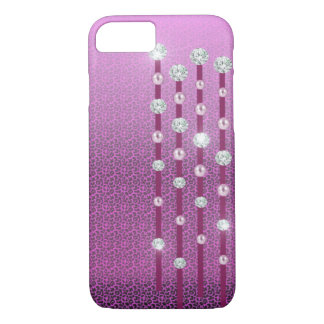 Diamonds and Pearls iPhone 7 case