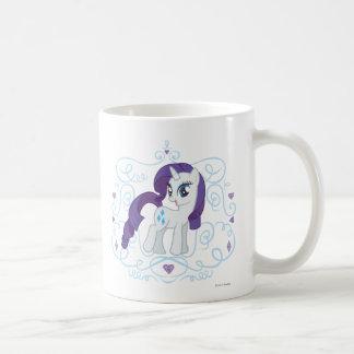 Diamonds and Swirls Coffee Mug