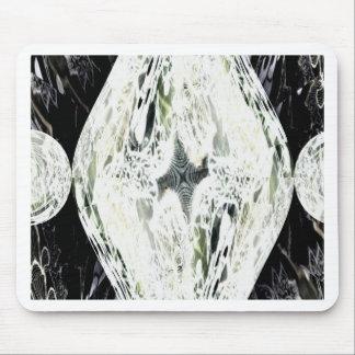 Diamonds and White Lace.JPG Mousepad
