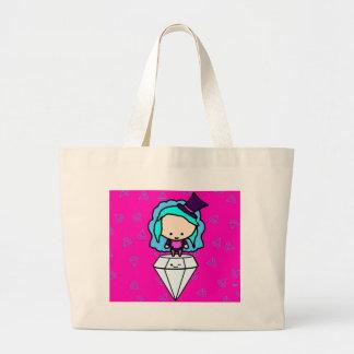 Diamonds are a girl s best friends kawaii kids bags
